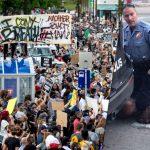 États-Unis / Police / Justice Quatre policiers limogés après le décès d'un afro-américain suite à une violente interpellation