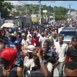 17 octobre : Journée de mobilisation dans le pays contre Jovenel Moïse, l'opposition défie le chef du G9 « Barbecue »