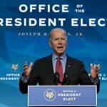 Biden demande au Congrès de travailler sur les priorités de son programme malgré le procès de Trump