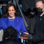Kamala Harris, une vice-présidente historique