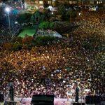 Israël: des milliers de manifestants contre la gestion de l'épidémie