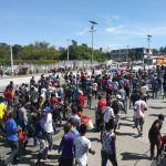Manifestation dans la Capitale: des centaines de manifestants dans les rues pour exiger le départ de Jovenel Moïse le 7 février prochain.
